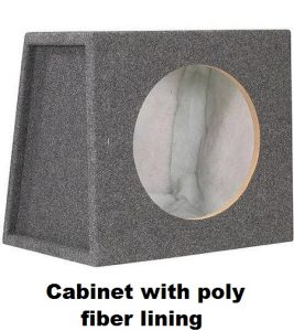 polyfill sealed enclosure