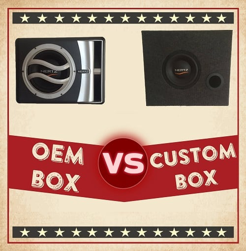 prefab vs custom sub box vs oem