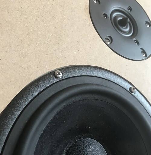 DIY speaker plans