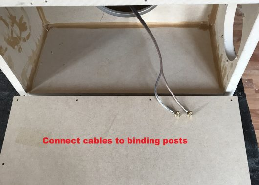 cable connected