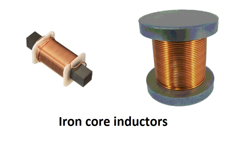 iron core audio grade inductors