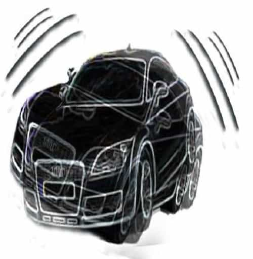 car resonant frequency