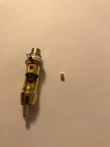 rca male female connector socket 2