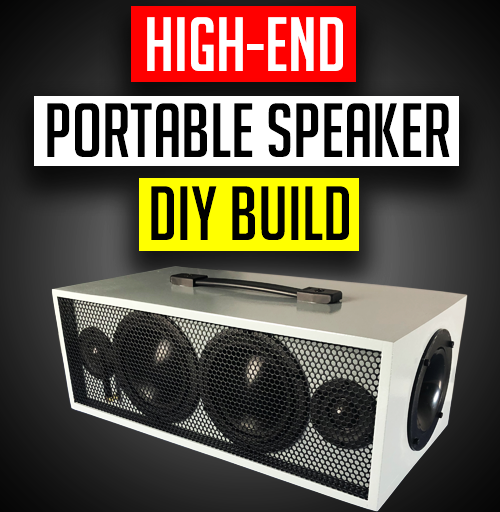 high end portable bluetooth speaker