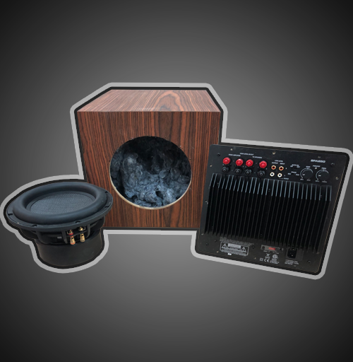 how to design a sealed subwoofer box